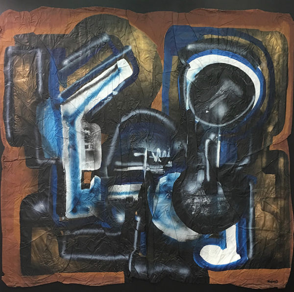 Kijno Ladislas peintre à la Galerie Cortade Art