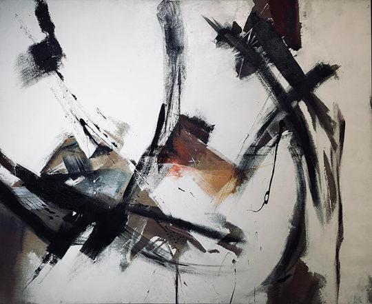 Miotte artiste peintre présent à la Galerie Cortade Art