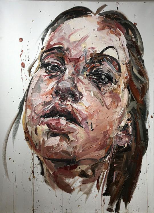 Pasqua Philppe artiste peintre présent à la Galerie Cortade Art