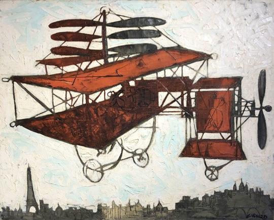 Peintre Venard Claude Galerie Cortade Art
